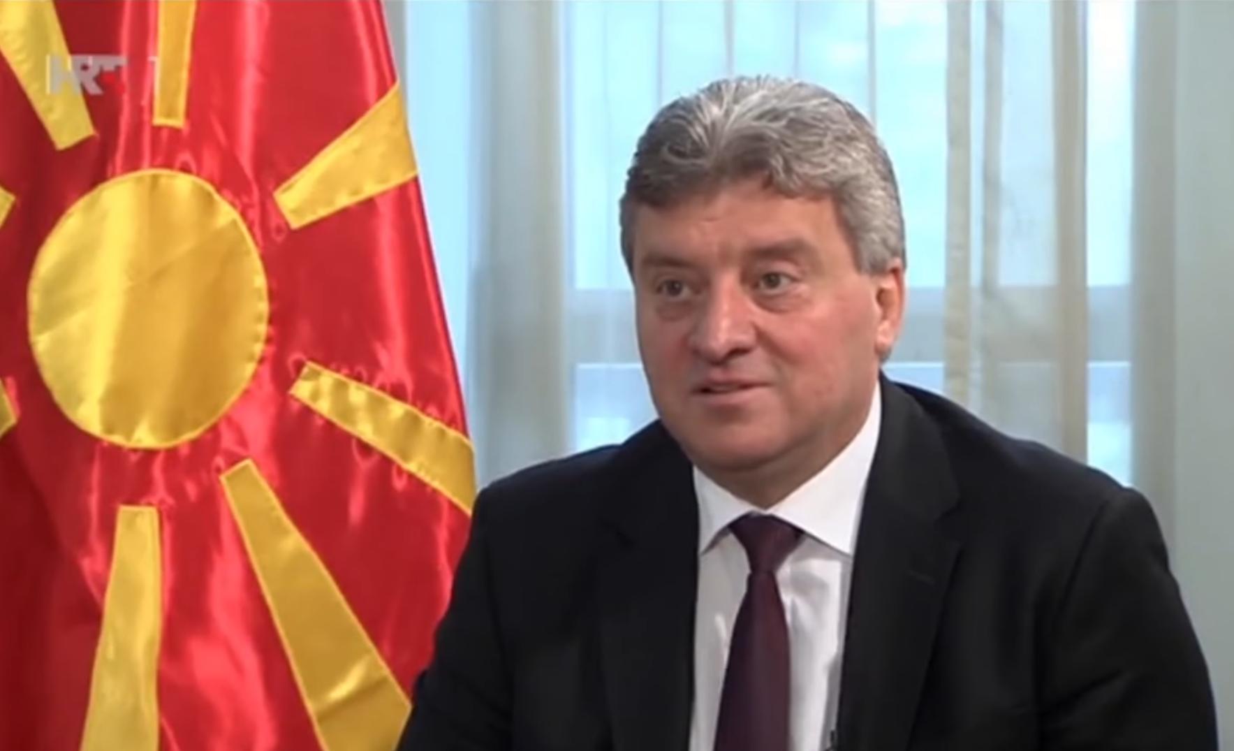 Ivanov: Sa është rritja ekonomike në Maqedoni? Foto: screenshot