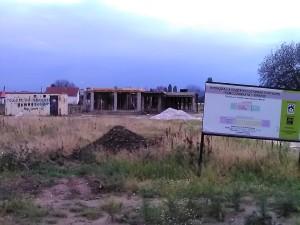 Недовршеното училиште во Жабино Маало - Прилеп