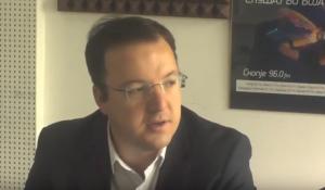 Алекснадар Николоски ја заборава праксата на ВМРО-ДПМНЕ. Фото: скриншот
