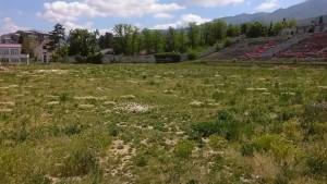 """Стадионот """"Гоце Делчев"""" во Прилеп Фото: Плусинфо"""