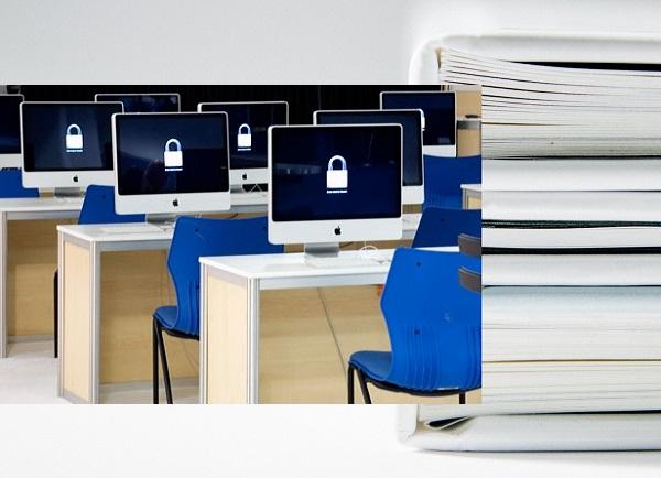 Qasje e lirë sipas ligjit, informacion i mbyllur sipas praktikës. Foto: Pixabay/Jisc