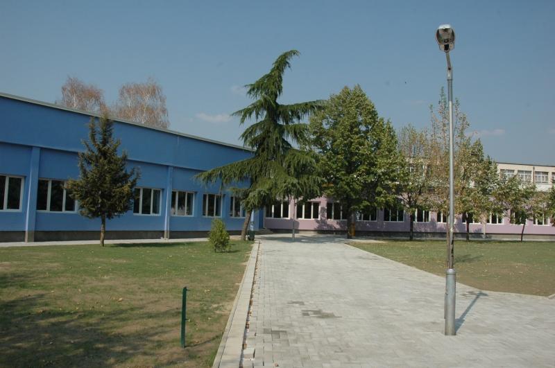 ОУ Христијан Тодоровски Карпош Фото: Веб-страница на Општина Карпош