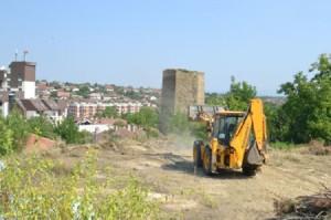 Саат-кулата во Неготино Фото: Општина Неготино