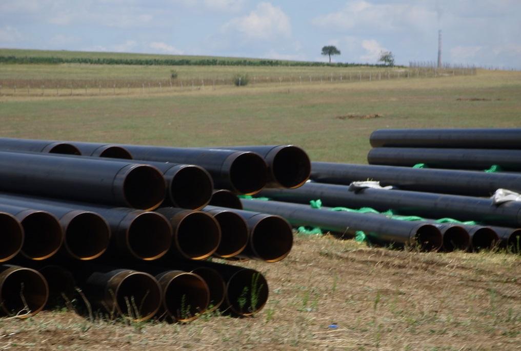 Средствата за изградбата на националниот гасоводен систем во ребалансот на буџетот не се кратат. Фото: Гама