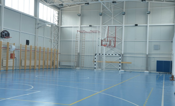 Спортска сала Фото: веб-страница на ВМРО-ДПМНЕ