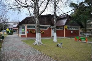 """Градинката """"Детелинка"""" со нова покривна конструкција Фото:  Општина Ѓорче Петров"""