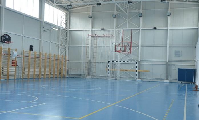 Salla sportive Foto: ueb-faqja e VMRO-DPMNE-së