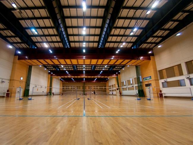 Salla sportive Foto: commons.wikimedia.org