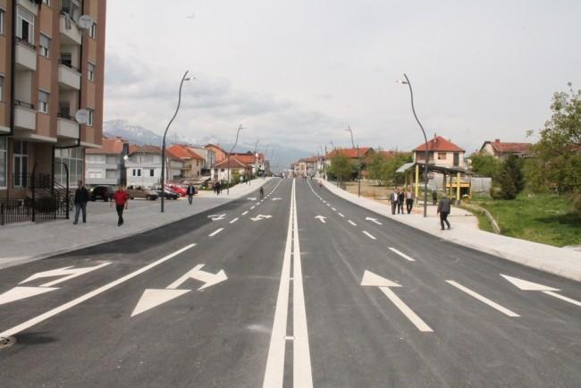 Новиот мост во Гостивар. Фото: Официална веб-страница на Општина Гостивар
