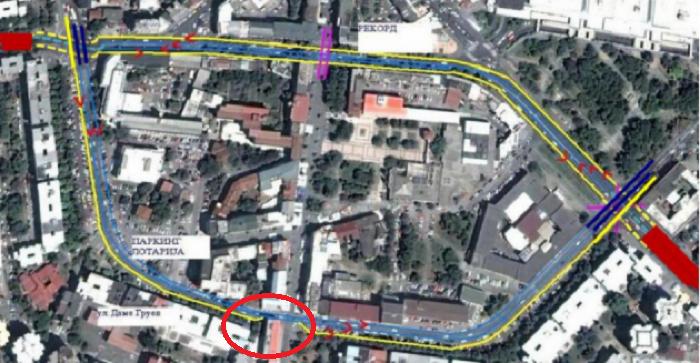 """Сѐ уште не се знае како ќе се реши проблемот со зградата на """"Макотекс"""" Фото: Portalb.mk"""