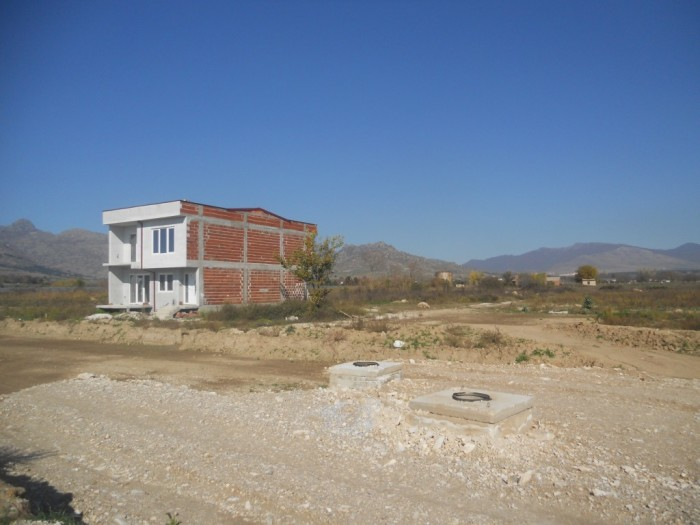 """Местото каде требаше да се изгради населбата """"Градина""""  Фото: Слободен печат"""