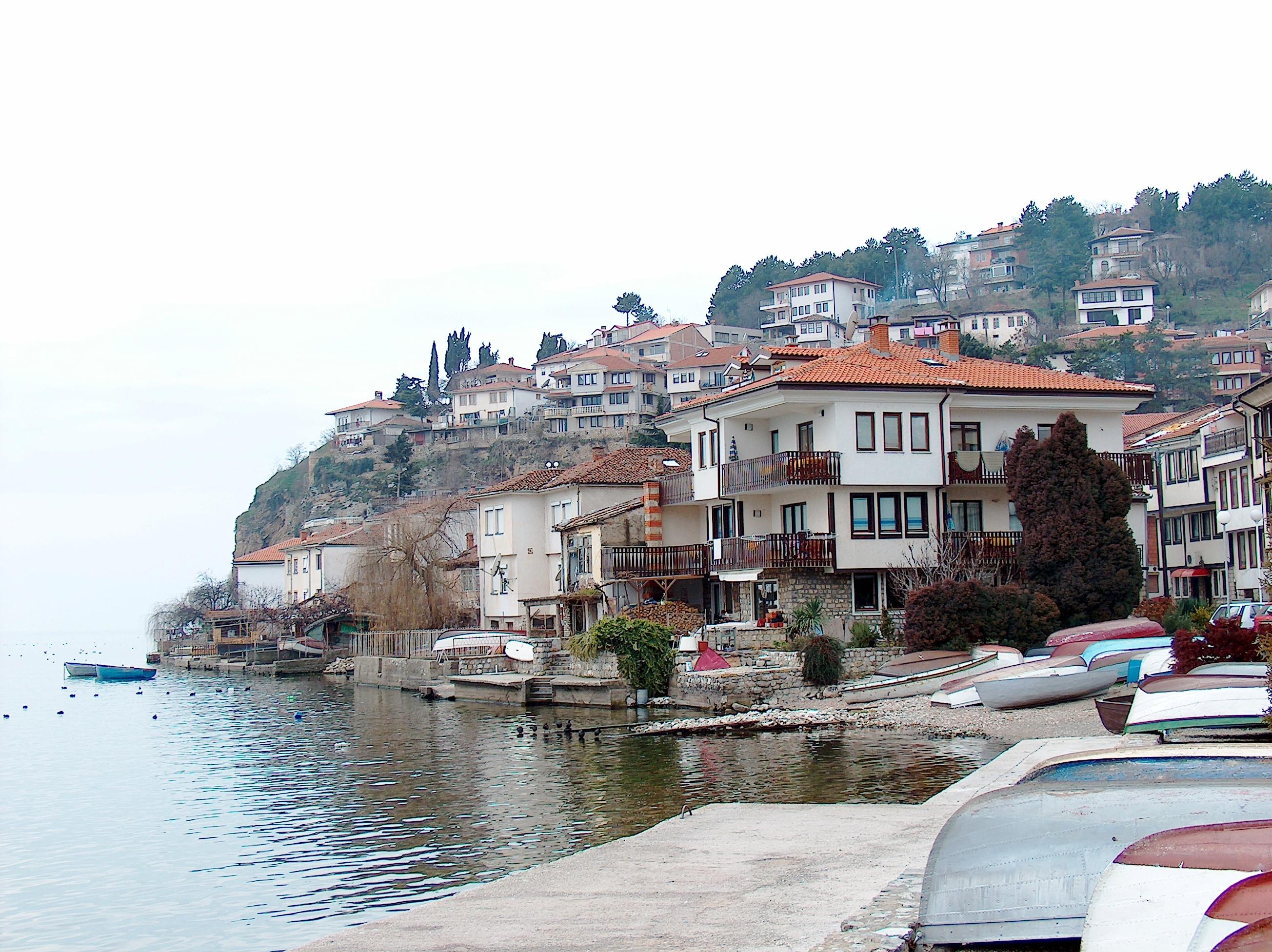 Охрид, Стариот град. Фото: Википедија, 2007