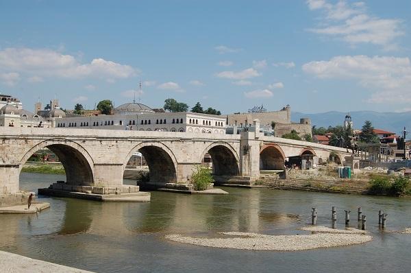Крајната цел на колекторите е чист Вардар.  Фото: commons.wikimedia.org