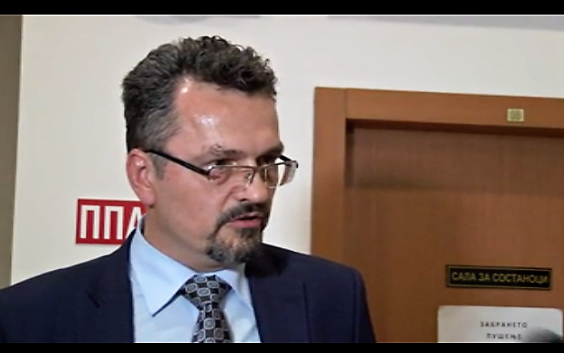 The president of the Judicial Council of the RM, Karadjovski, believes that Priebe's report has political motives. Photo: Print screen