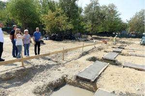 Новиот забавен парк се гради на истата локација како стариот Луна - парк  Фото: Веб-страница на Град Скопје