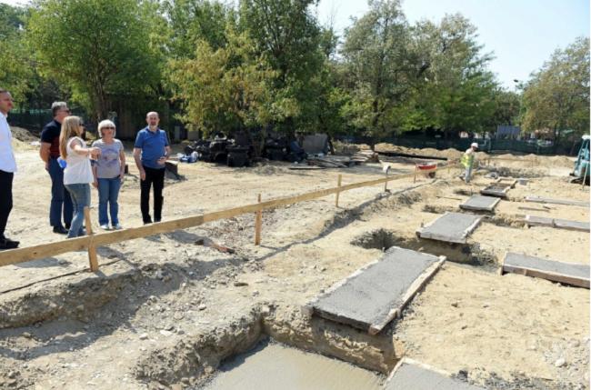 Pakur i ri për argëtim do të ndërtohet te lokacioni i njëjtë i parkut të vjetër Foto: Ueb-faqja e Qytetit të Shkupit