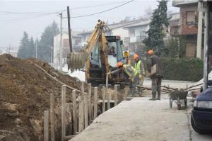Реконструкција и проширување на канализациската мрежа во Прилеп Фото: Веб-страница на Општина Прилеп