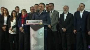 Dy vrasje gjatë kohës së qeverisjes së VMRO-DPMNE-së me PDSH-në dhe BDI-në. Foto: VMRO-DPMNE, ueb faqja.