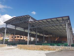 Новиот пазар во Дебар. Фото: Вистиномер