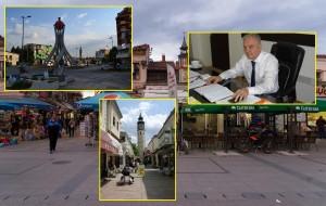 Д-р Илија Јованоски, новиот градоначалник на Прилеп. Фото: Б. Јовановска. G.Speurt/flickr, mkmaps и З.Милошески.