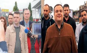 Ќе се смени ли резултатот  во Кисела Вода во полза на опозицијата? Јохан Тарчуловски (лево) Филип Темелковски (десно) Фото: Колаж принтскрин