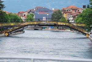 Струга, Дрим. Фото: Википедија