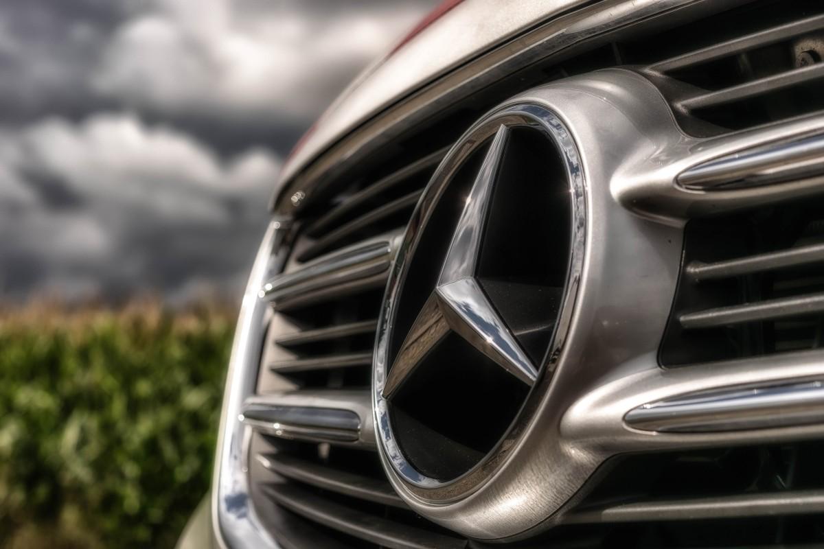 Mercedesi shitet. Foto: pxhere