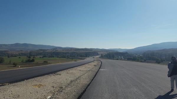 Автопатот Миладиновци - Штип Фото: mtc.gov.mk