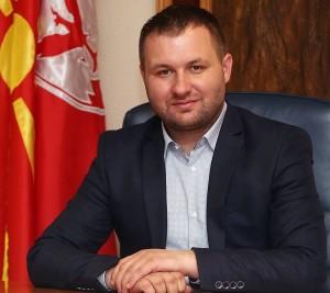 Саша Богдановиќ Фото: ФБ профил на градоначалникот Богдановиќ
