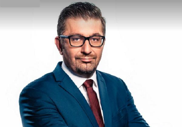 Христијан Мицкоски. Фото: ВМРО-ДПМНЕ