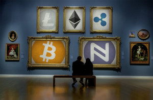 Namecoin, Cryptocurrency Art Gallery. Фото: flickr, 2011
