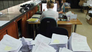 Вкупниот број на административци сѐ уште не е утврден  Фото: Принтскрин