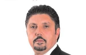 Јован Пејковски кој себе си се претставува како доживотен градоначалник. Фото: Кропирано од изборната плаката