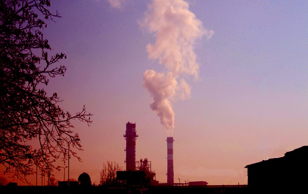 Градско загадување. Фото: Википедија