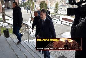 Сега кога е во прашање неговата кожа, Груевски гледа неправда и заробено судство. Фото: Принтскрин