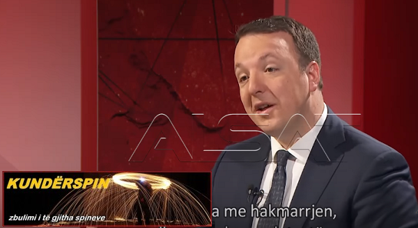 Aleksandar Nikolloski. Foto: screenshot