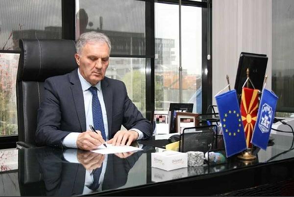 Градоначалникот на Општина Прилеп, Илија Јованоски Фото: Општина Прилеп