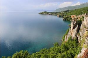 Охридско Езеро  Фото: commons.wikimedia.org