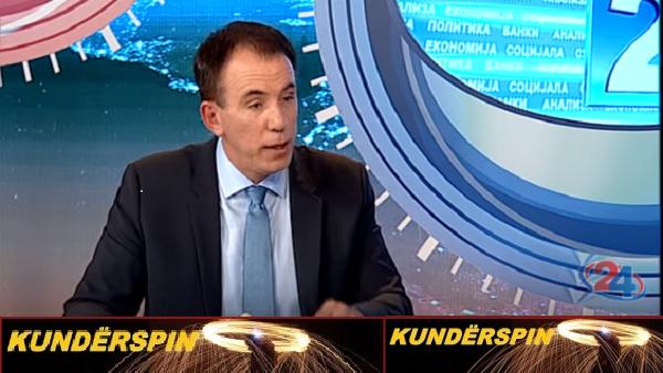 Den Donçev, drejtor i FSSH. Foto: screenshot