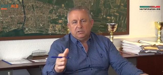 Kryetari i Komunës së Strugës, Ramiz Merko