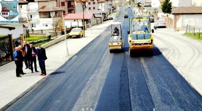 Pjesa Dibër-Bllatë është e rëndësishme për qytetarët e të dy anëve të kufirit Foto: Komuna e Dibrës