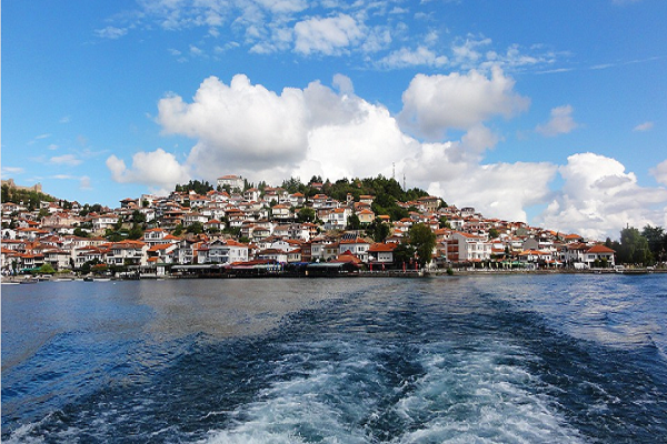 Охрид  Фото: pixabay.com