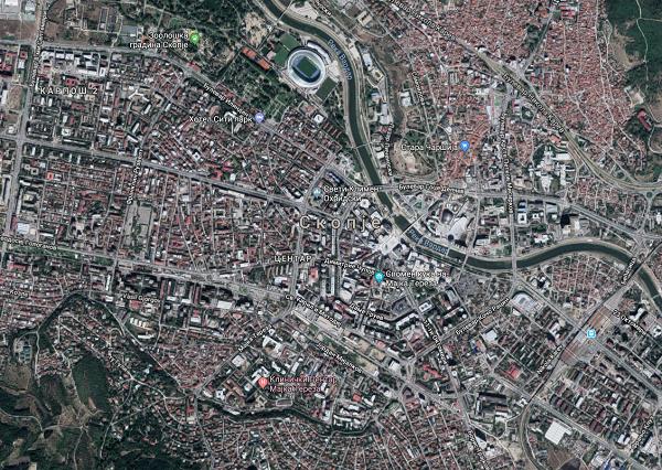 Фото: google.mk/maps -Принтскрин