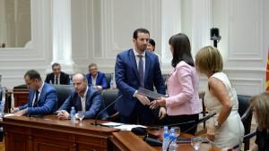 Министер Сухел Фазлиу. Фото: Веб сајт на Влада на РМ
