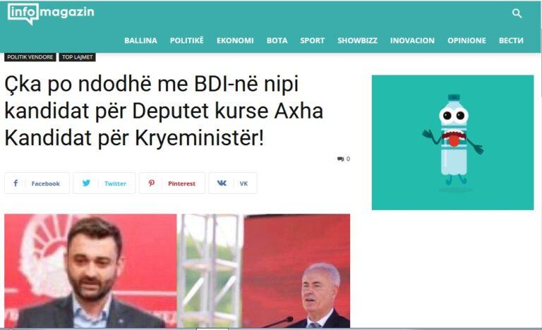 Насер Зибери е (не)партиски кандидат за премиер?