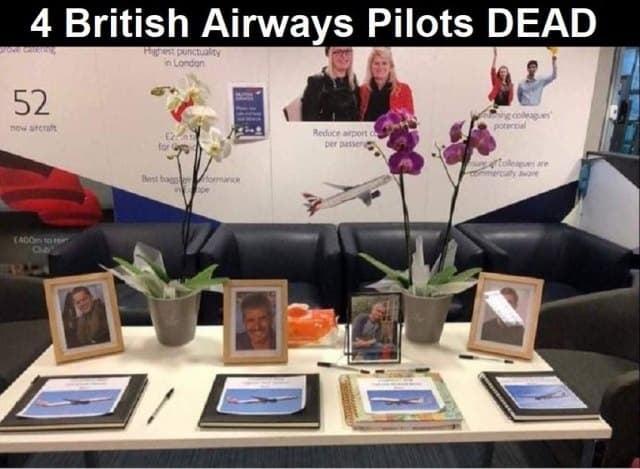 Смртта на пилотите од Бритиш Eрвејз не е поврзана со ковид вакцините